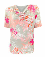 Marks and Spencer Floral Hip Length Formal Women's Tops & Shirts