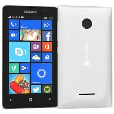 NEW Microsoft Nokia Lumia 435 Unlocked Windows 8GB Mobile Phone - WHITE