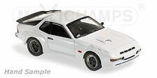 Minichamps 1:43 Porsche 924 GT 1981 - white