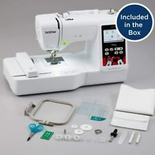 """🔥Ships Today🔥 Brother Pe550D Embroidery Machine, 125 Built-in Designs 3.2"""" Lcd"""