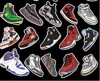 25 x Nike Air Jordan Sneakers Trainers Hypebeast Stickers