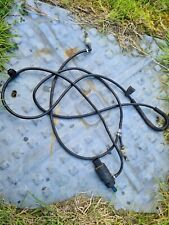 BMW E36 Z3 Windscreen Washer Jet Pump and hose 61661357388 67128362154
