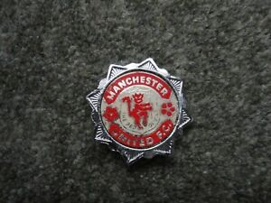 Vintage Manchester United Badge