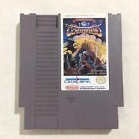 The Magic of Scheherazade NES Nintendo Video Game Cartridge By Culture Brain