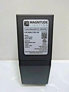 12V 60 Watt Magnetic Dimmable Transformer
