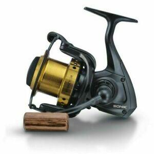 Sonik Xtractor 5000 GS Gold Spool Carp Fishing Reel