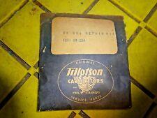 TILLOTSON CARBS RK-666 CARBURETOR REBUILD KIT FOR OM-28A
