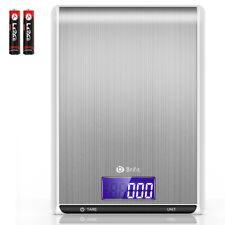 5000g/1g Digitale LCD Taschen Küchen Gold Silber Haushalts Brief Fein Grammwaage