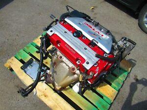 JDM HONDA RSX TYPE R DC5 ENGINE K20A TYPE R ENGINE ACURA RSX TYPE-R MOTOR ECU