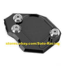 For BMW F800GS 2008-2014 Sidestand Plate Kickstand Extension Pad CNC 6061