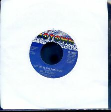 7inch WILLIE HUTCH let me be the one baby US 1976 NEAR MINT MOTOWN