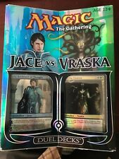 Magic the Gathering: Jace Vs. Vraska Duel Deck Free Shipping