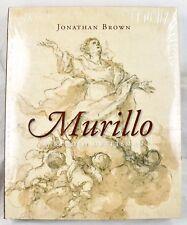 Murillo Virtuoso Draftsman Art by Jonathan Brown Hardcover New Sealed