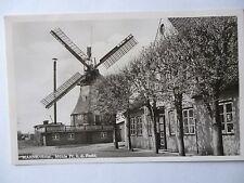 Ansichtskarte Marne Holstein Mühle Fr. v. d. Fecht