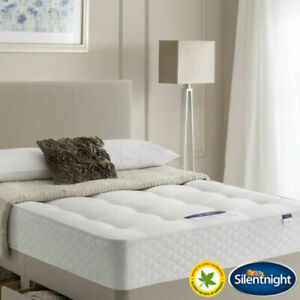 Silentnight Orthopedic Eco Miracoil Mattress - Firm 3ft, 4ft6, 5ft and 6ft - NEW