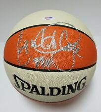Cynthia Cooper Signed Official WNBA Basketball PSA/DNA Comets D03461
