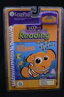 NEW LeapFrog LeapPad Leap 1 Preschool-Grade 1 Reading Disney Pixar Finding Nemo