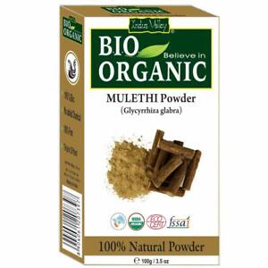 Indus Valley 100% Natural Pure Mulethi Powder 100gm