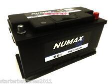 CITROEN, FIAT, IVECO, PEUGEOT OEM Replacement VAN Battery TYPE 017 - NUMAX 017