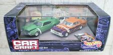 NEW 1999 Mattel Hot Wheels Collectible Muscle Car Series5 Car Craft Magazine Set