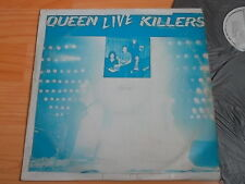 * QUEEN - Live Killers KOREA 2LP Set Diff Members Blue Cover