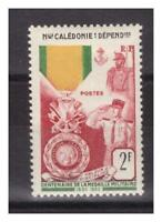 NOUVELLE  CALEDONIE. N° 279. 2  F  MEDAILLE  MILITAIRE   NEUF * .SUPERBE .
