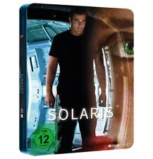 SOLARIS (BLU-RAY) (STEEL EDITION) - CLOONEY,GEORGE/+ BLU-RAY NEW