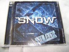 Snow - At Last Double CD 2017 - Hard Rock from the 1980's Tony & Carlos Cavazo
