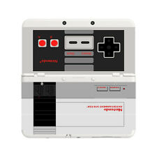 Custom Printed Nintendo Nes New Nintendo 3DS Faceplate Pair Cover Plates