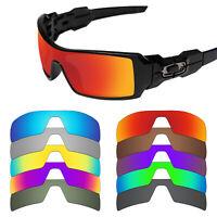 Tintart Replacement Lenses for-Oakley Oil Rig Sunglasses - Multiple Options