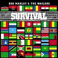 CD musicali roots, al reggae e ska, bob marley & the wailers
