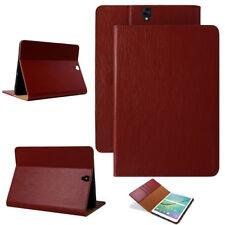 "Leder Schutzhülle f.Samsung Galaxy Tab A 10.1"" P585 mit S Pen Tasche Cover Case"