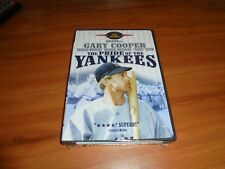 The Pride of the Yankees (DVD, Full Frame 2002) Gary Cooper NEW