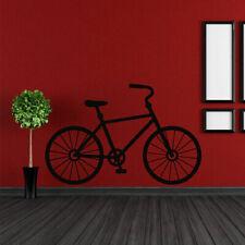 BICYCLE Wall Decal Sticker Vinyl Bike Tour Wheel bedroom Room decor art M487