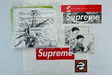 Supreme X Akira Yamagata Tee T-shirt Lime Green Medium Fw17 100 Authentic