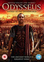 Odysseus Voyage to the Underworld DVD Arnold Vosloo (The Mummy) Gift Idea Movie