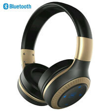Super Bass Bluetooth Headphone Stereo Headset Noise Cancelling for iOS Android