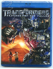 Transformers: Revenge of the Fallen (Blu-ray Disc, 2011) **Brand New Sealed**