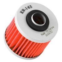 Powersports OE Performance Engine Oil Filter Cartridge K and N Part - KN-145 K&N