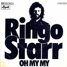 "7"" Ringo Starr (Beatles) – Oh My My / No No Song // Germany 1976"
