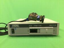 Karl Storz Image 1 Hd Hub Camera Control Unit With H3 Z Camera Head 22201020