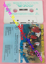 MC WINIAYPA SUENOS Traditionelle musik der inkas vol.1 HM MUSIC no cd lp dvd vhs