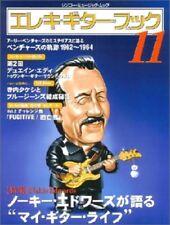 ELEKI GUITAR BOOK 11 NOKIE EDWARDS,DUANE EDDY,VENTURES Japan Music