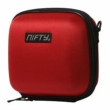 NIFTY Mini Instax Camera Case fited for Fujifilm Instax Mini 9 Camera (Burgundy)