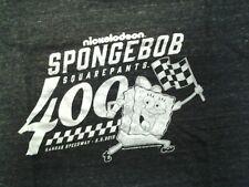 Nascar Spongbob 400 Kansas speedway 5-9-15 T shirts Size XL Tri Blend