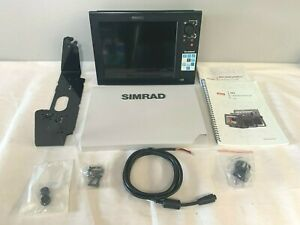 Simrad NSS12 Display AMER W/ Power Cable - Like NEW Tested/Warranty!!!!