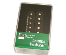 11103-21-B Seymour Duncan TB-6 Distortion Model Trembucker Bridge Black Pickup