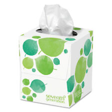 SEVENTH GENERATION 100% Recycled Facial Tissue 2-Ply 85/Box 13719EA