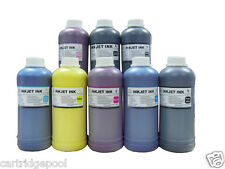 8 Pint pigment ink for Epson Pro7600 Wide-format Printer CMY/PK/LC/LM/LK/MK