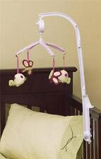Kids Line 'Lily Pond' Musical Mobile Brahms Lullaby Baby Toddlers Night Sleep
